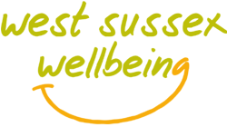 West Sussex Wellbeing Logo